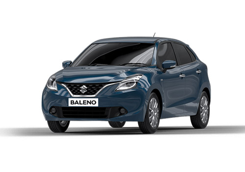 Maruti Baleno Front Medium View Exterior Picture