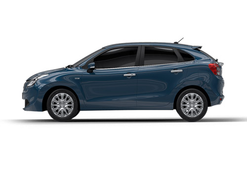 Maruti Baleno Front Angle Side View Exterior Picture