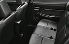 Maruti Baleno Rear Seats Picture
