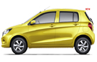 Maruti Celerio in Sunshine Rey color