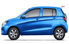 Maruti Celerio in Cerulean Blue color