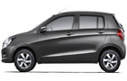 Maruti Celerio in Cave Black Color