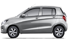 Maruti Celerio in Silky silver color
