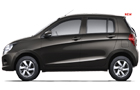 Maruti Celerio in Glistening Grey color