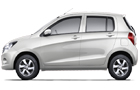 Maruti Celerio in Pearl Arctict White color