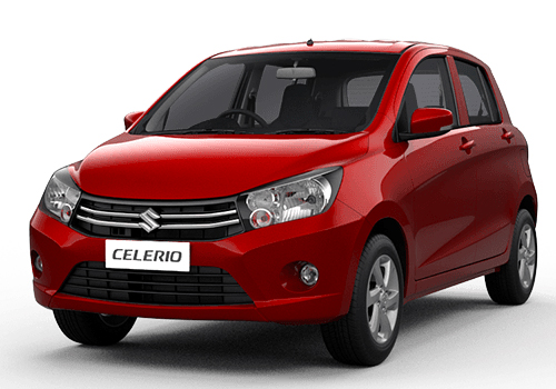 Maruti Celerio Front View Side Picture