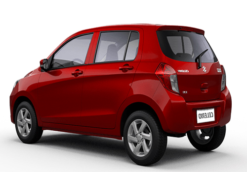Maruti Celerio Front Angle Side View Exterior Picture