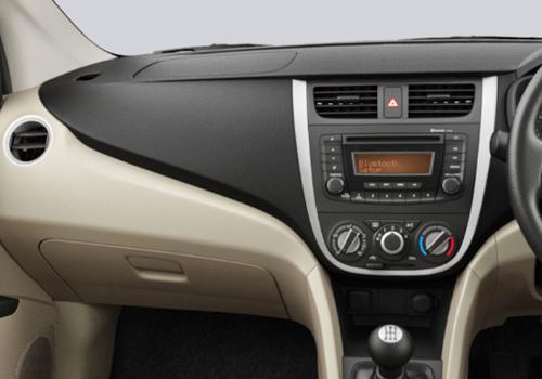 Maruti Suzuki Celerio Central Console Picture