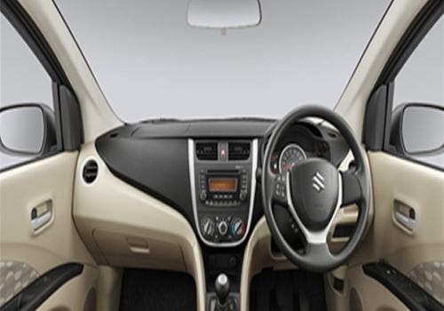 Maruti Suzuki Celerio Steering Wheel Picture