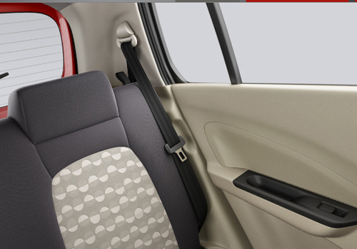 Maruti Celerio Top View Interior Picture