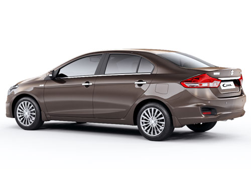 Maruti Ciaz Cross Side View Exterior Picture