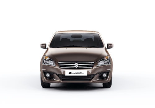 Maruti Ciaz Front View Exterior Picture