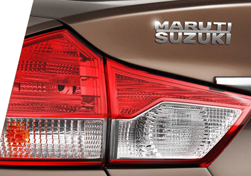 Maruti Ciaz Tail Light Exterior Picture