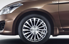 Maruti Ciaz Wheel and Tyre Picture