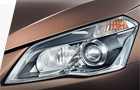 Maruti Ciaz Headlight Picture
