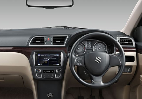 Maruti Suzuki Ciaz Steering Wheel Picture
