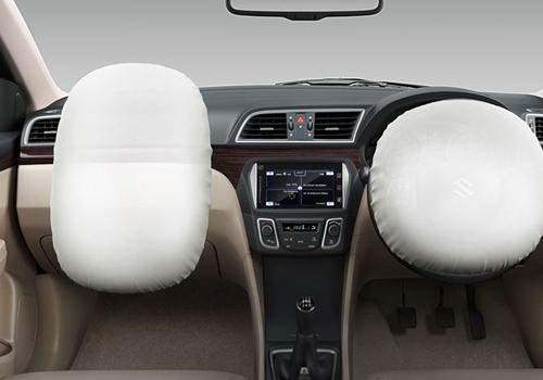 Maruti Suzuki Ciaz Front Airbags