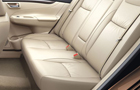 Maruti Ciaz Rear Seats Picture