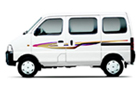Maruti Eeco in White Color