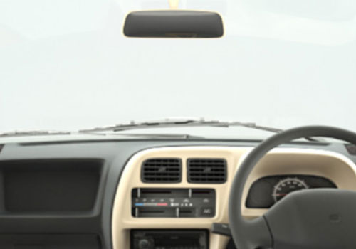 Maruti Eeco Courtsey Lamps Interior Picture