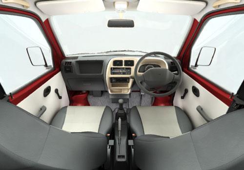 9 Seater Car >> Maruti Eeco Central Control Interior Picture | CarKhabri.com