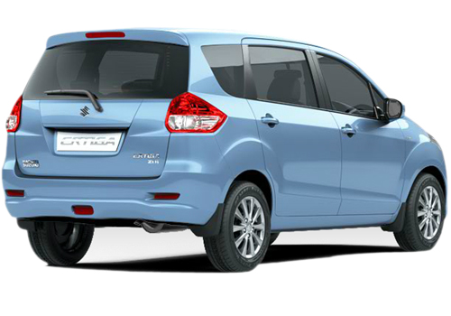Pictures Of Car Ertiga