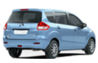 Maruti Ertiga Rear Angle View Picture