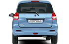 Maruti Ertiga Rear View Picture