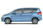 Maruti Ertiga Front Angle Side View Picture