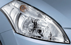 Maruti Ertiga Headlight Picture