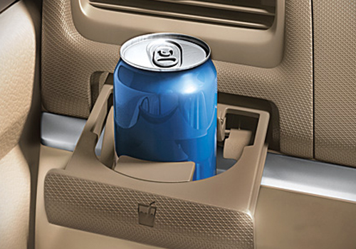 Maruti Ertiga Cup Holders Interior Picture