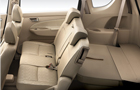 Maruti Ertiga Rear Seats Picture