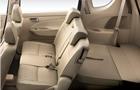 Maruti Ertiga Rear Seats Picture