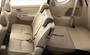 Maruti Ertiga Rear Seats