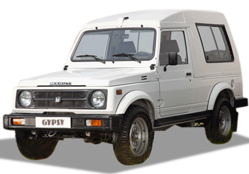 Maruti Gypsy King MPI Hard Top