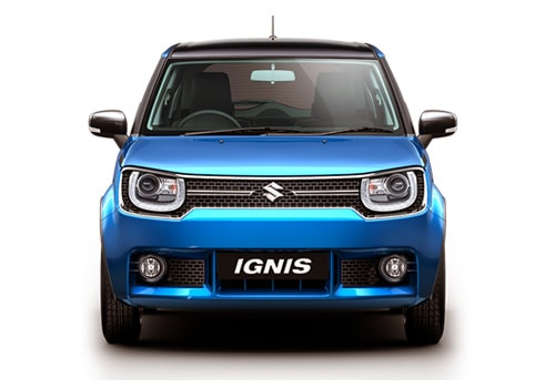 Maruti Ignis Front View Exterior Picture