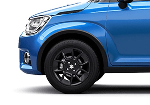 Maruti Ignis Wheel and Tyre Exterior Picture
