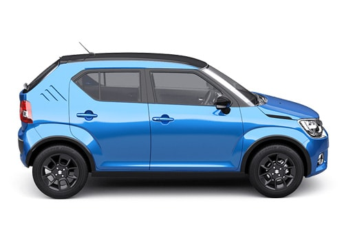 Maruti Ignis Side Medium View Exterior Picture