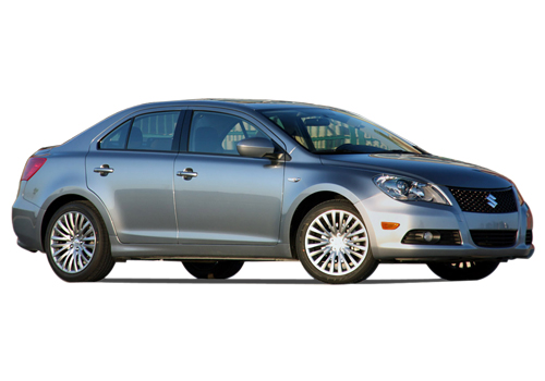 Maruti Kizashi Front Side View Exterior Picture