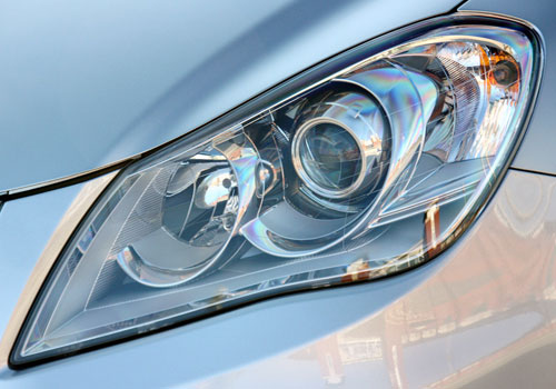 Maruti Kizashi Headlight Exterior Picture