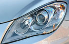 Maruti Kizashi Head Light Picture