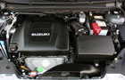 Maruti Kizashi Engine Picture