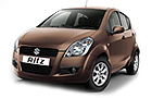 Maruti Ritz Brown Color