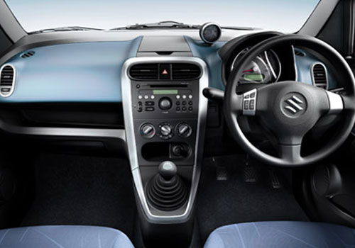 Maruti Suzuki Ritz Dashboard Picture