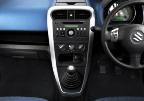Maruti Ritz Stereo Interior Picture