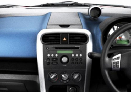 Maruti Ritz Front AC Controls Interior Picture