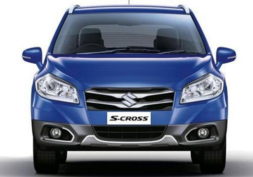 Maruti S Cross Front View Exterior Picture