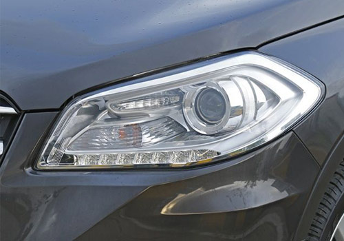 Maruti S Cross Headlight Exterior Picture