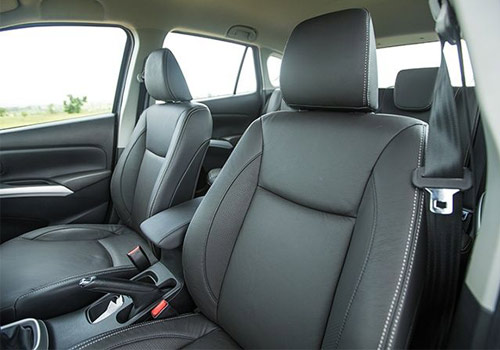 Maruti S Cross Front Seats Interior Picture