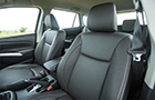 Maruti S Cross Front Seats Picture